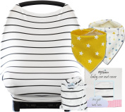 Baby Car Seat Canopy Cover Protect Your Child / Infant From Weather Stretchy Fit For Boys Girls Rayon / Spandex Unisex Design Toddler / Newborn Nursing OG Babies 100% Satisfaction Guaranteed!