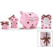 Pink Baby Girl Gift Set