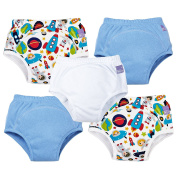 Bambino Mio, Potty Training Pants, Mixed Boy, Outer Space, 18-24 Months