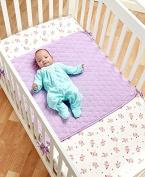 Oversized Waterproof Crib Sheet Saver