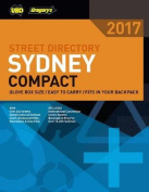 Sydney Compact Street Directory 2017 29th Ed
