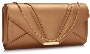 Wedding Bridal Clutch Envelope Bag Ladies Women's Evening Bag Purse Handbag Quality Faux Leather Party Night Out CWE00305 CWE00306