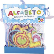 Meadow Kids Bath Stickers - Alphabet