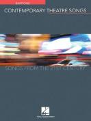 Contemporary Theatre Songs - Baritone