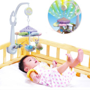 Take Along Light-Up Musical Cot Mobile