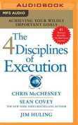 Stephen R. Covey's the 4 Disciplines of Execution [Audio]