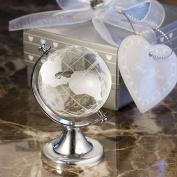 Wild Coast Trading Choice Crystal Globe Favour x 6