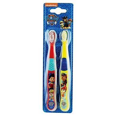 Paw Patrol Twin Toothbrush 2 per pack