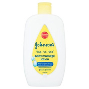 Johnson's Baby Top To Toe Massage Lotion 300ml