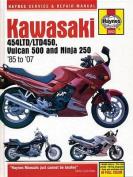 Kawasaki 454 Ltd, Vulcan 500 & Ninja Motorcycle Repair Manual