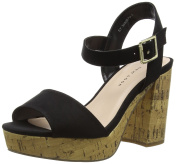 New Look Wide Foot Prudence, Women's Ankle Strap Pumps