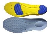 Sole Control Sprint Sports Orthotic Running Insoles, Heel, Metatarsal Pad, Plantar Fasciitis Metatarsalgia, Shin Splints, Knee Supports