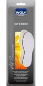 Woly Unisex-Adult Fun & Fresh Scented Comfort Insole