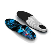 Ironman Pro-Form-Gel Replacement Insoles - Ultra-thin GEL Insole with Flexible Arch Support - Ideal for Low Volume Shoes