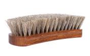 Kaps premium quality shoe brush LUX, natural horsehair, shine buff polish