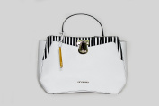 Cromia Women's Top-Handle Bag White white