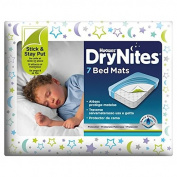 Huggies DryNites Bed Mats 88x78 cm 7 per pack