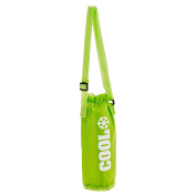 1 litre Bottle Insulated Thermal Cooler Cool Bag Lunch Food Cans Ice Camping Shoulder Strap