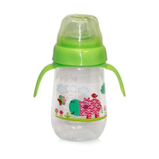 LORELLI AV CUP 160289 GREEN HIPPO bpa-free plastic sipper sippy child infant