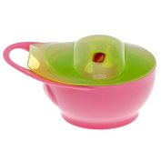 Brother Max Weaning Bowl Set Pink/Green