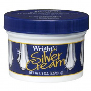 Wright's Silver Cream By Weiman 240mls /227 G
