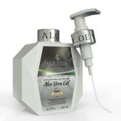 AloeVedic- Organic Aloe Vera Soothing Skin Gel, 450ml