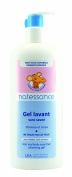 Natessance Baby Washing Gel Natural Soap-Free / Pump Bottle 500 ml Pack of 2