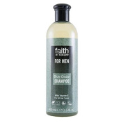 Faith in Nature for Men Blue Cedar Shampoo 400ml