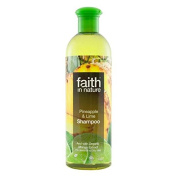 Faith in Nature Pineapple & Lime Shampoo 400ml