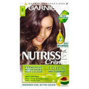 Garnier Nutrisse Dark Brown 4