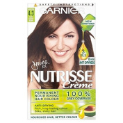 Garnier Nutrisse Dark Golden Brown 4.3
