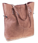Tibes Large Womenfs Shoulder Handbag Waterproof Handbags