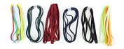4 x Snag Free Long Elastic Headband by Lizzy®