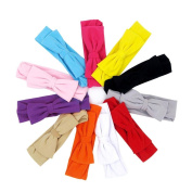 Oyedens 11PC Baby Newborn Toddler Headband Hairband Elastic Bowknot Photography Accesseries