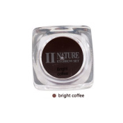 Biomaser PCD Tattoo Ink,15ml Bright Coffee Square Bottles Pigment Professional Permanent Makeup Ink Supply For Eyebrow Lip Make up