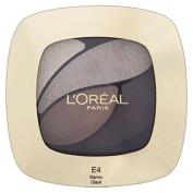 L'Oreal Paris Colour Riche Quad, E4 Absolutely Taupe 30g