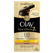 Olay Total Effects 7in1 Touch of Foundation BB Moisturiser Medium 50ml