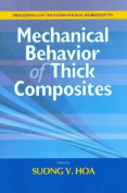 Mechanical Behavior of Thick Composities
