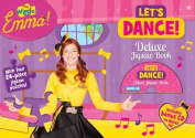 The Wiggles Emma! Let's Dance! Deluxe Jigsaw Book