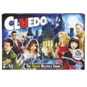 Hasbro Cluedo The Classic Mystery Game