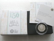 2016 Beatrix Potter Piedfort 50p fifty pence silver proof coin box coa by the Royal Mint