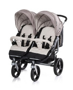 Chipolino Twix Atmosphere Twin Push Chair