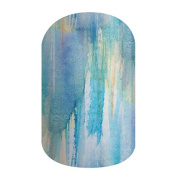 Jamberry Seascape Full Sheet of Nail Wraps