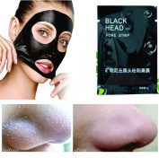Original Black Head Facial Mask - Blackhead Killer - Set 10+2 - by sQeety