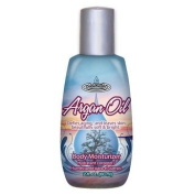 (1) Hemp Argan Oil Body Moisturising Lotion & includes (1) Mini Net Bath Sponge