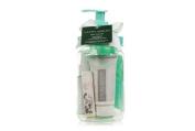 Laura Ashley White Gardenia Mason Jar Body Care Set