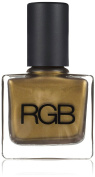 RGB Cosmetics Reece Hudson 5 Free Nail Lacquer - Green Gold