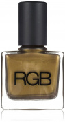 RGB Cosmetics Reece Hudson 5 Free Nail Lacquer - Green Gold