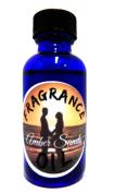 Amber Sands 30ml Glass Bottle of Premium Grade Fragrance Oil, 30ml Blue Glass Bottle Skin Safe Oil, Soap Making Oil, Candle Oil, Perfume Oil