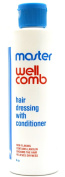 Master Well Comb Hair Dressing with Conditioner 240ml